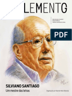 Especial Silviano-2 Suplemento Literario Minas gerais