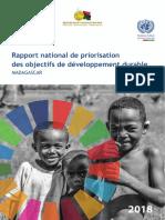 Pub0718_Rapport national de priorisation des ODD - FINAL