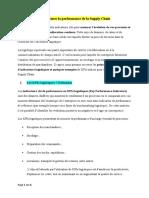 5_KPIs Logistiques_mesure de La Performance Logistiques