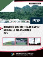 Indikator Kesejahteraan Rakyat Kabupaten Kolaka Utara 2017