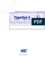 toposys-manual
