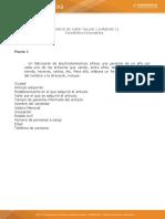 ESTUDIO DE CASO TALLER 1 (UNIDAD 1)