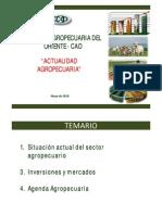 Actualidad Agropecuaria Mayo 2011