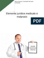 curs_3 Elemente juridice medicale si malpraxis