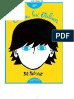 R.J. Palacio - Cartea Lui Julian #1.0~5