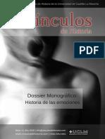 Revista Vinculos de Historia No 4 2015 .