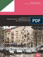 1 Achtung Smart Potenziale und Grenzen für deutsche Kommunen