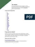 Conjugação de verbos_COMPLEMENTAR UNIDADE III