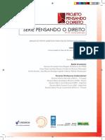 2012 BANCOS DE PERFIS GENÉTICOS PARA FINS DE PERSECUÇÃO CRIMINAL