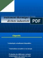 Trait Thermique (Pyrolise)