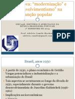 Aula 07 - musica popular brasileira