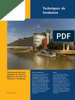 11-24 F - Bâtiment des Droits de l'Homme - Strasbourg