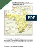 Carte Des Positions - Déroulement