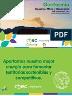 Mitos de la Geotermia Colombia