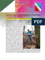 SEMANA  26 - EPT 4°  RELFEXION   01 - 10 - 2020