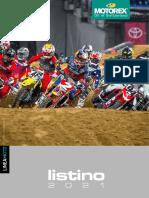 LISTINO MOTOREX - Linea Moto 2021