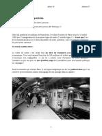 le ticket parisien - histoire
