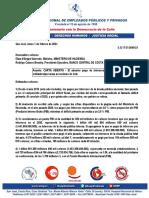 ANEP solicita al Banco Central y al Ministerio de Hacienda explicaciones sobre el pago abusivo de los intereses de la deuda pública