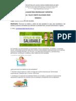 HABITOS Y ESTILOS DE VIDA SALUDABLES