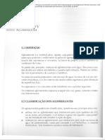 AMBROZEWICZ, Paulo Laporte. Materiais de Construção - Cap. V