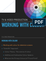 tv   video working with colour lesson revised