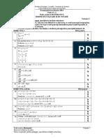 Proba E c Matematica M4 Barem 05