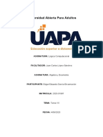 Algebra VII Edgar Eduardo garcia Encarnacion 2020-01997
