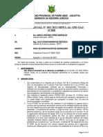 Informe Legal N° william arevalo ultimo 1