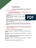 CULTURA DE ADORACIÓN - Pr Adrian Sepulveda