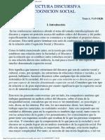 Tx_VANDIJK_EstructuraDiscursivaCognicionSocial
