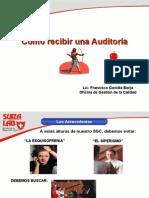 Como Recibir Una Auditoria FGB