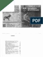 Cainele Lup - Crestere Si Dresaj - Part 1 Din 2