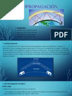 Radiopropagación antenas labo10