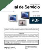 Panasonic Tv - Mod Ct-g2180m- Ct-g1460m- Ct-g2185s -Chasis Gn3m