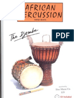 Serge Blanc - African Percussion - The Djembe
