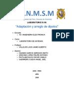 Informe 06 Antenas Vallejos
