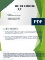 Monitoreo de Señales RF