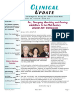 CSCSW Newsletter March 2011-2