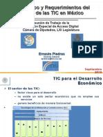 EPiedras Diagnóstico y Requerimientos Sector TIC en Mx v03 (1)