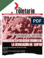 El Proletario Nº 9 - UST-ES
