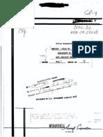 Mercury-Atlas No. 5 (MA-5)Spacecraft No. 9 Data Analysis Report