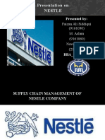 BBA8TH A SCM of Nestle