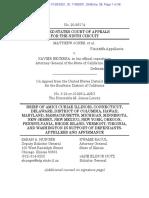 Jones Brief Filed