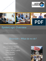 SpiderLogicCorporatePresentation
