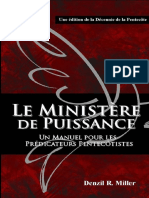 French Power Ministry e Book