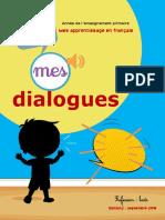 dialogue 6eme-Edition 2018