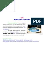 [AyoCariRumah.Com] Tips Bikin Kolam Renang, Make Swimming Pool