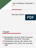 Bus-bus dlm PC