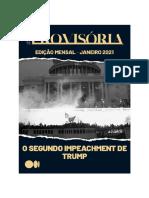 Revista Provisória Edição Mensal - Janeiro 2021