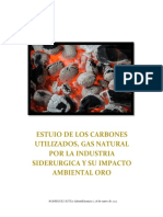 Combustibles Siderurgicos